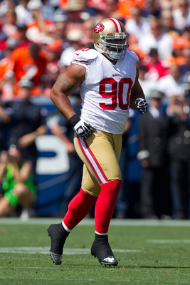 Defensive Tackle Isaac Sopoaga leaves San Francisco for Philadelphia.