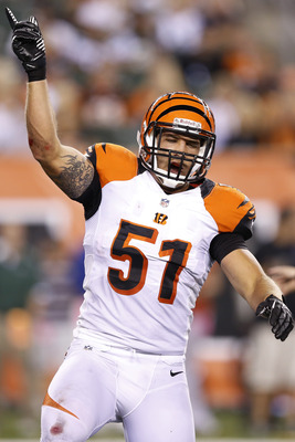 Linebacker Dan Skuta figures to play an important role on the 49ers' special teams.
