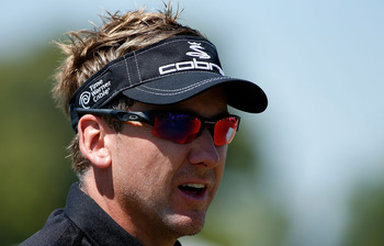 Ian Poulter is often the man for the big occasion.