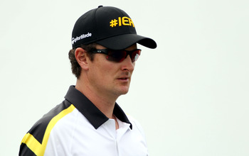 Justin Rose has endured mixed fortunes since he first burst on the scene.