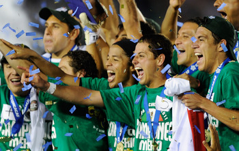 Mexico won a 6th CONCACAF Gold Cup in 2011.