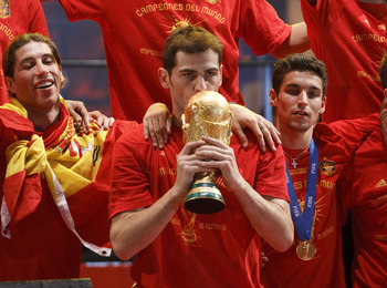 Spain are the reigning world and (2-time) European champions.