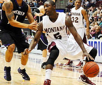 Montana senior guard Will Cherry. (US Presswire)