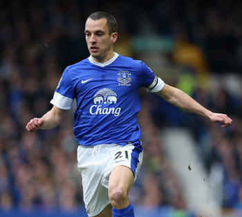 Osman took the armband and lead by example