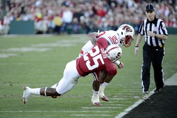 Like the Stanford defense, 2013 will be stifling to White