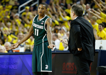 Will it be Final Four No. 7 for Tom Izzo and the Michigan State Spartans?
