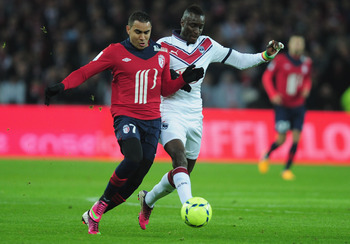 Lille's Payet is in contention to start