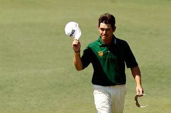 If you get lucky, you might make a double eagle on No. 2 like Louis Oostheizen did last year.