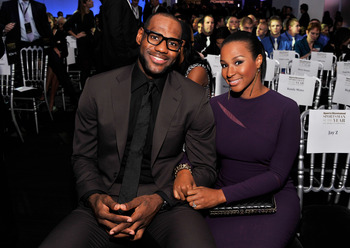 LeBron James is scheduled to marry Savannah Brinson in September.