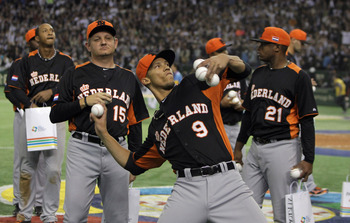 If you had the Netherlands making it to the WBC semifinals in your bracket pool, you probably won a big prize.