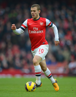 Arsenal's Wilshere would bring an extra dimension to Chelsea's midfield.