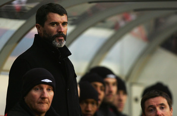 Roy Keane, Manager at Sunderland