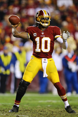 The last time we saw Robert Griffin III in action, he tore his knee up and had surgery. As it currently stands, he could be ready to start Week 1.