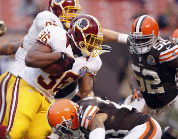 Darrel Young got the contract he deserved and will return to block for Alfred Morris.