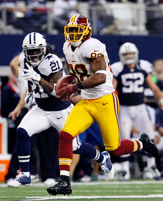 If he stays healthy, Pierre Garcon could enter the upper-echelon of receivers in the NFL in 2013.
