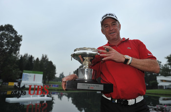 Miguel Jimenez knows about winning and still good enough to win a major.