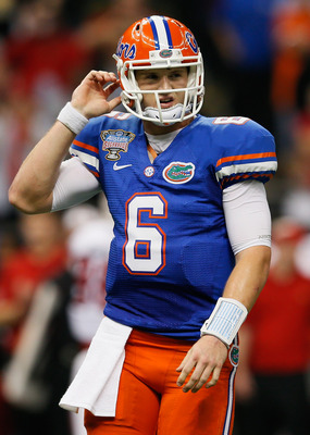 Driskel has been shaky in practice.