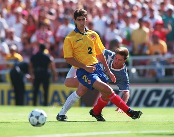 Andres Escobar was a victim of fan obsession.