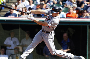 Former Tiger Brennan Boesch was quickly signed by the Yankees and will likely platoon in the outfield until Granderson's return.