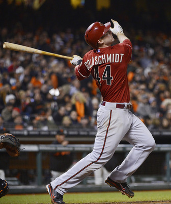 Diamondbacks first baseman Paul Goldschmidt.