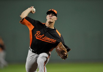 Dylan Bundy was optioned to Double-A to open the 2013 season.
