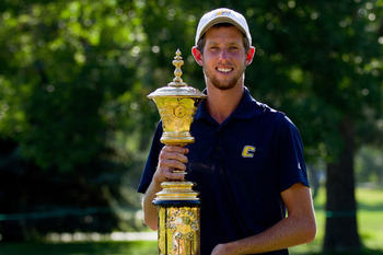 Steven Fox won the 2012 U.S. Amateur and is the sixth-ranked amateur in the United States