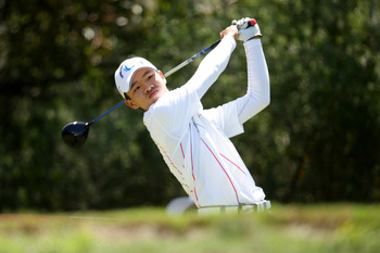 14-year-old Guan Tianlang will play in the Masters next month.