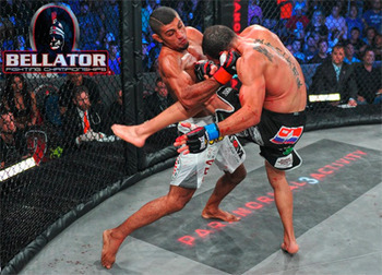 Photo credit: Bellator
