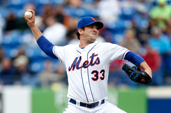 Harvey's mid-90s fastball should blow many hitters away this year