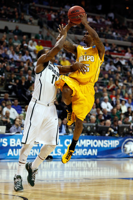 Keith Appling played great defense and shot the lights out from three-land on Thursday. Can he do it again?