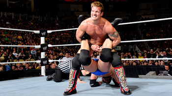 Jericho's considered a dominant competitor in the squared circle but has a pretty bad overall record. Photo Courtesy of WWE.com