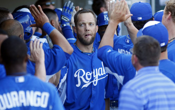 Alex Gordon.