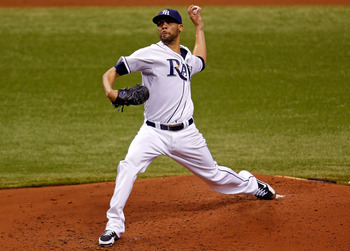 David Price won the AL Cy Young Award despite only one shutout.
