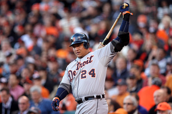 Miguel Cabrera's Triple Crown in 2012 ended a 45-year drought.