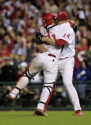 Roy Halladay's perfect game on Oct. 6, 2010.