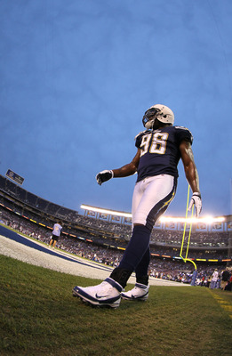 OLB Antwan Barnes had 11 sacks for the Chargers in 2011.
