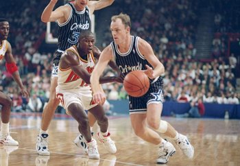 Skiles was the best distributor the Magic have ever had.