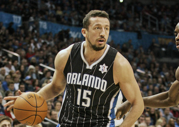 Turkoglu put together several great seasons for the Magic.