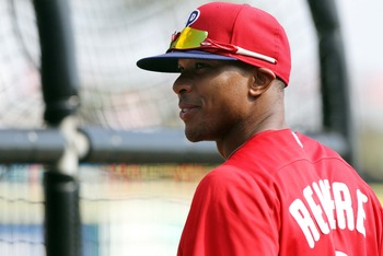 Off of a strong sprign training, Ben Revere could see time as the leadoff hitter in 2013.