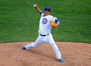 At some point this season, Kyuji Fujikawa could be replacing Carlos Marmol as the Cubs' full-time closer.