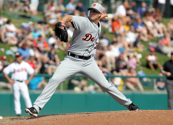 Darin Downs has made a strong push to lay claim to a bullpen spot for the Detroit Tigers.