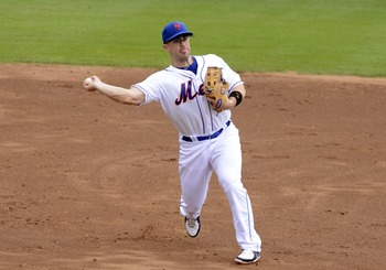 The 2013 Mets will be led by their new captain, David Wright.