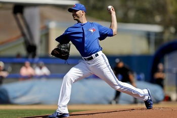 J.A. Happ has pitched well enough to earn a rotation spot—but he is still on the outside looking in.