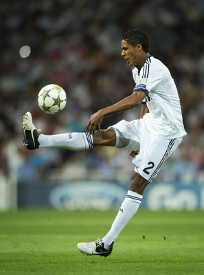 Real Madrid's Varane could line up against Spain