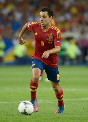Spain will hope Xavi is passed fit