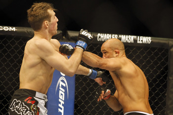 BJ Penn wanted to fight Rory MacDonald clean...but it wasn't really that important.