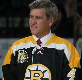 Once Bobby Orr arrived in Boston, the Bruins-Maple Leafs series turned around.