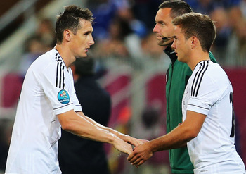 Germany's combination of young and veteran players will help lead them to their first World Cup in 24 years.