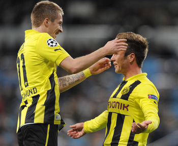 Players like Marco Reus and Mario Gotze will be the determining factor of Germany's success in 2014.