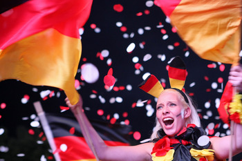 The World Cup title is within reach for the Germans.